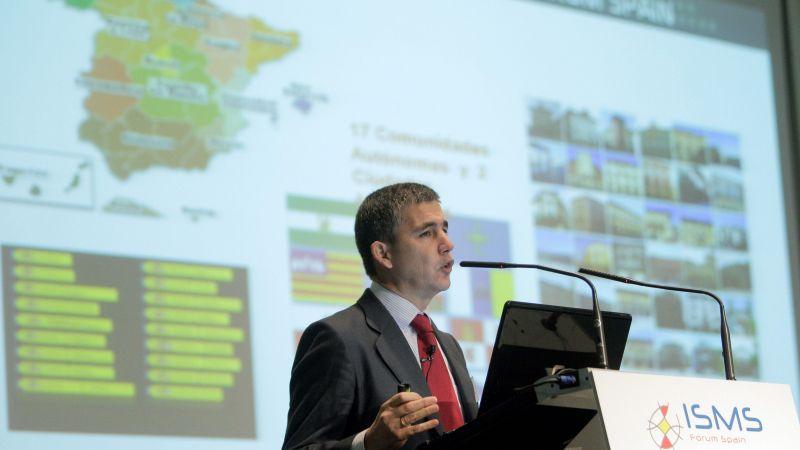 Javier Candau, Jefe del Departamento de Ciberseguridad del Centro Criptológico Nacional